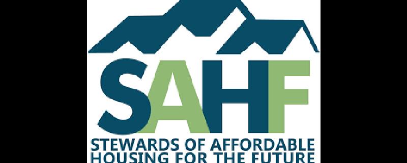 SAHF logo