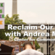 Episode 1 Mission Forward Podcast: Reclaim our Vote with Andrea Miller, Center for Common Ground
