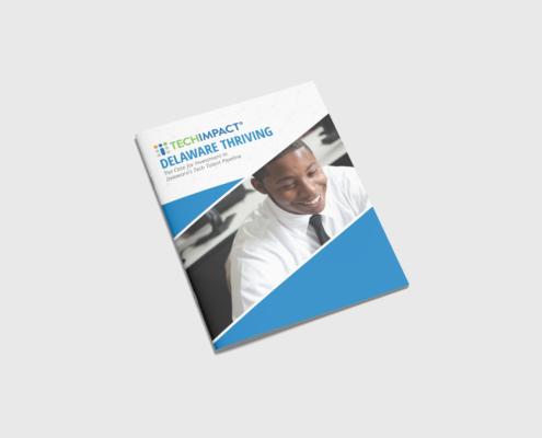 TechImpact report cover