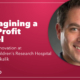 Episode 11 Mission Forward Podcast: headshot of man with text reading Reimagining a Non-Profit Model, inspiring innovation at St. Jude Children's Research Hospital with Ken Zakalik