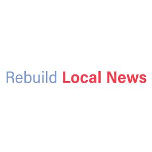 Rebuild Local news Logotype