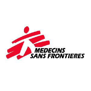 Médecins Sans Frontières logo